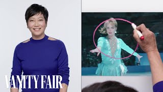 I, Tonya's Choreographer Breaks Down the Triple Axel Scene | Notes On A Scene | Vanity Fair
