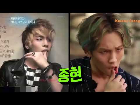 Kpop Idols Imitating Other Idols [Funny Moments]