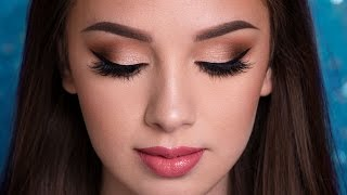 PROM Makeup Tutorial | EASY GLAM