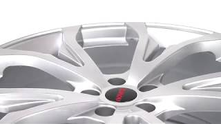 Novitec NM1 wheels for Maserati