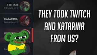 What happens when you take Twitch and Katarina from us ft. Yamato