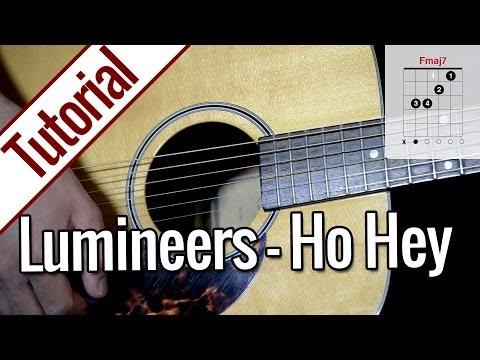 Baixar The Lumineers - Ho Hey | Gitarren Tutorial Deutsch