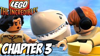 LEGO REVELATIONS! -  Lego The Incredibles Gameplay - Chapter 3 (Kid Friendly Lego Gaming)