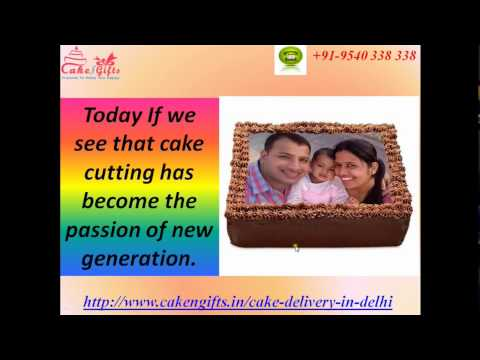 Cake Delivery in local area of Delhi via CakenGifts.in
