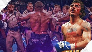 Top 5 boxeadores más MALVADOS  de la era moderna
