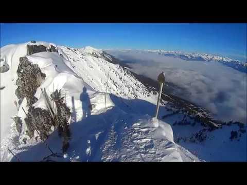 Canada ski rundtur 2015