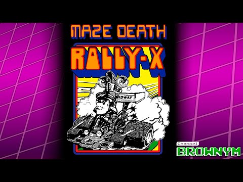 Maze Death Rally-X [Tom Dalby] - 2018