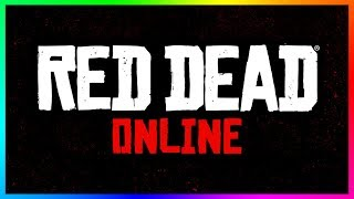 Red Dead Online First Details - Release Date, DLC Updates, BETA & MORE! (RDR2 Multiplayer)