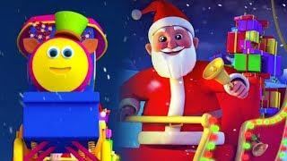 Bob The Train Jingle Bells in Hindi   Hindi Christmas Song   Hindi Nursery Rhymes   Hindi Rhymes