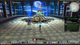 Aura Kingdom - Temple of Eidolon (How to summon other Eidolons) (HD)