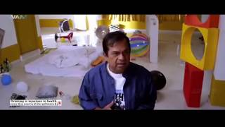 New South comedy Hindi dubbed Brahmanandam latest comedy