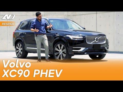 Volvo XC90 PHEV ?? - La sofisticación escandinava para 7 personas