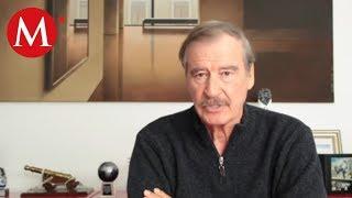 Sube la violencia en el país por huachicol: Vicente Fox