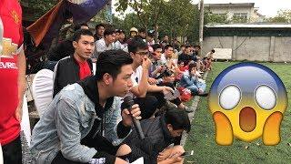 Tuyền Văn Hóa bình luận siêu hài trên sân bóng làng quê   Best Football Match In Village