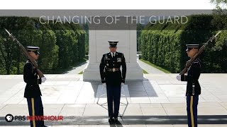 Watch Changing of the Guard at Arlington National Cemetery in 4K