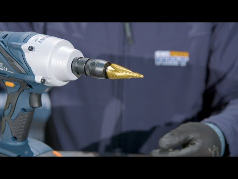 HMT 111130-012A VersaDrive 1/2 Drive Rapid-Lock Impact Wrench Adaptor
