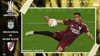 Binacional 0 - 6 River Plate - HIGHLIGHTS & GOALS - 9/22/2020