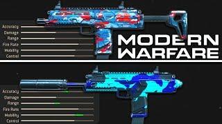 Modern Warfare: The OVERPOWERED MP7! (Best Class Setup)