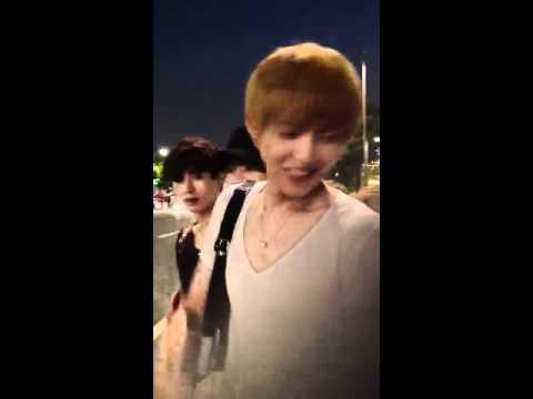 [FANCAM] EXO-M ♡kris luhan lay♡ @ sm