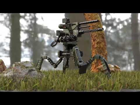 Diploma in 3D Animation: Gun modeling