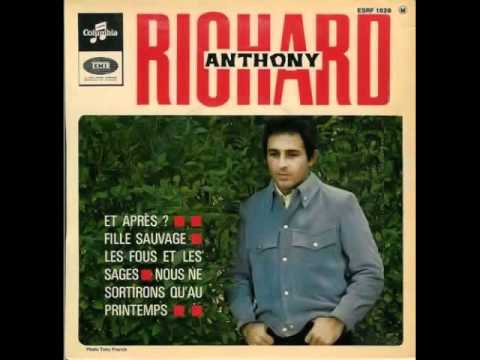 Richard Anthony  - Fille Sauvage
