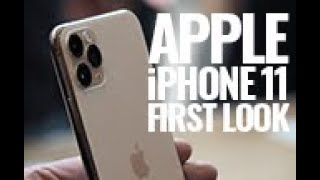 Apple iPhone 11 First-Look