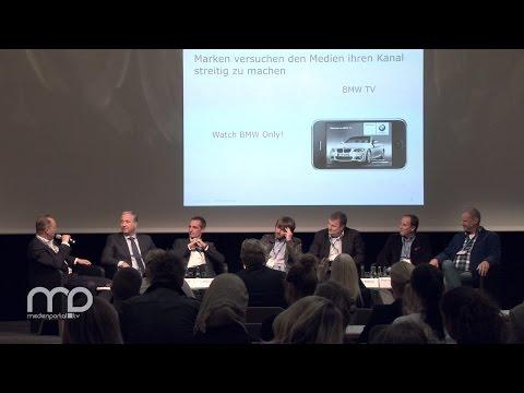Diskussion: Wie viel TV braucht die Marke? Wie viel Marke braucht TV?