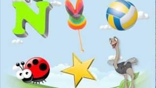 Letra Ñ - Canal Semillitas Videos Para Bebes y Preescolares