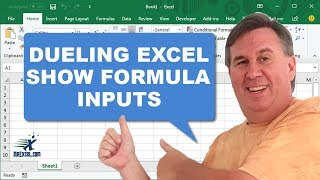 "Dueling Excel - ""Show Formula Inputs Next to Answer"" - Podcast #1740"