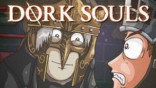 """DORK SOULS """"Ring the Bell"""" (Dark Souls Short Parody)"""