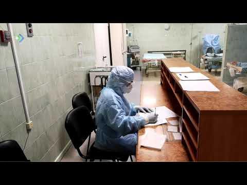 В Коми из-за роста заболеваемости ковидом развернули дополнительные инфекционные койки