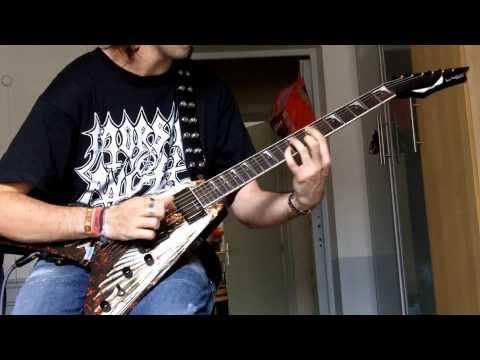Megadeth Washington Is Next ! Guitar Cover