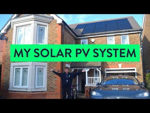 My Off-Grid Solar PV System Tour | Deege Solar
