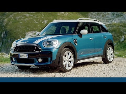 The New MINI Countryman | The Offroad Character