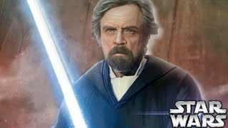 Why Luke Skywalker Was Killed in Episode 8 Instead of 9 - Star Wars The Last Jedi Explained