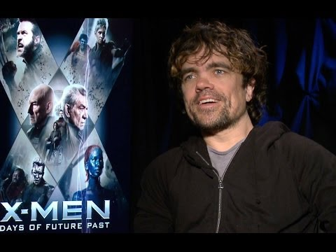 Peter Dinklage Interview - XMEN