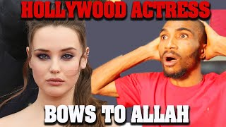 Hollywood Actress Shocks The World, Accepts Islam
