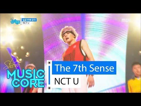 [HOT] NCT U - The 7th Sense, 엔씨티 유 - 일곱 번째 감각 Show Music core 20160423