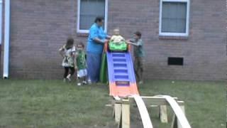 lucas and his backyard step 2 coaster