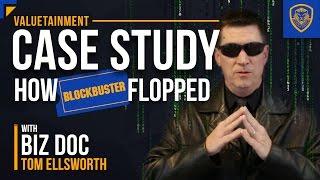 How Blockbuster Flopped - A Case Study for Entrepreneurs