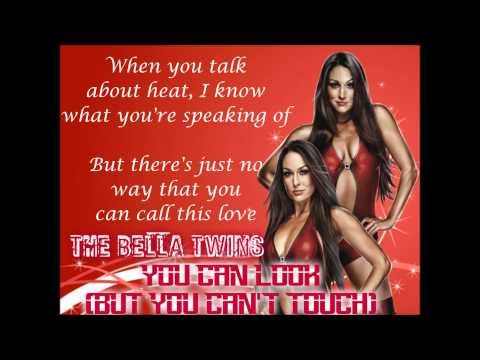 Wwe diva theme songs - YouTube