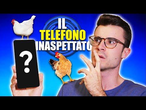 LO SMARTPHONE CHE NON AVREI MAI PRESO IN …