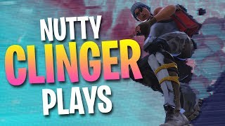CLINGERS ARE OP!!! 22 Kill Solo Gameplay (Fortnite Battle Royale)