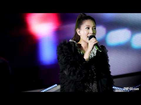[fancam] 120609 SMTOWN BoA One Dream