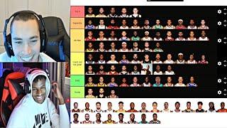 Adin & Bronny Rank Top NBA Players of 2021! (LEBRON ISN'T #1?)