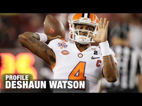 Breaking Down Deshaun Watson's Skills | NFL Network | NFL Total Access