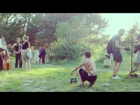 Гражданин Топинамбур: съемки клипа Ландыши (backstage)