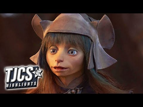 New Dark Crystal Releases Images And Voice Cast List