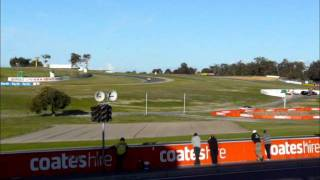 Sports Sedans Race 3 (17th July 2011).wmv