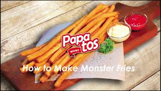 How To Make Monster Fries